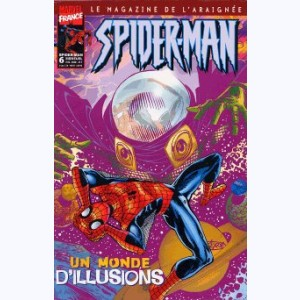 Spider-Man (Magazine 3) : n° 6, Un monde d'illusions