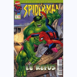 Spider-Man (Magazine 3) : n° 15, Le refus