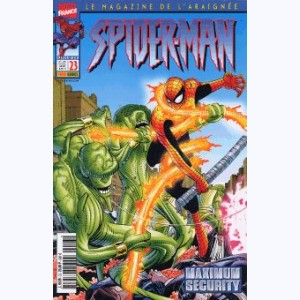 Spider-Man (Magazine 3) : n° 23, Maximum security