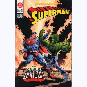 Superman Hors-Série : n° 3, Savage Dragon