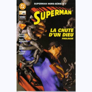 Superman Hors-Série : n° 7, La chute d'un dieu - Prologue