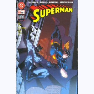 Superman (4ème Série) : n° 5, Superman et Batman : Au service du Monde 1