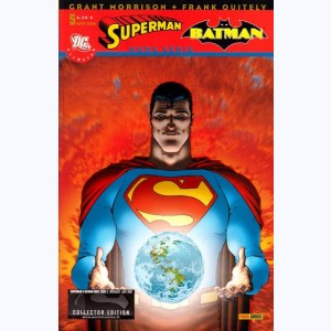 Superman et Batman Hors-Série : n° 5, Immortel