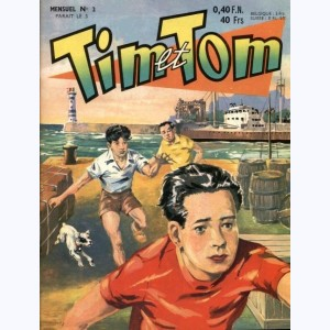 Tim et Tom : n° 2, L'enfant prodigue