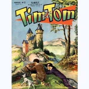 Tim et Tom : n° 9, Le manoir hanté