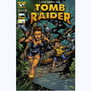 Tomb Raider : n° 20, Episode 31, Journeys 10