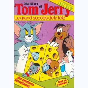 Tom et Jerry Journal : n° 1, Bataille rangée !