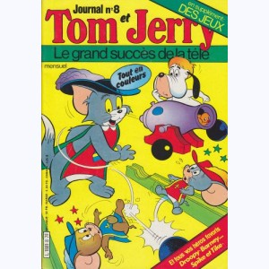 Tom et Jerry Journal : n° 8