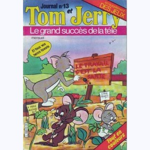 Tom et Jerry Journal : n° 13