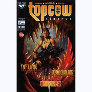 Top Cow Universe : n° 2, Universe 2, Witchblade 52, Inferno 1