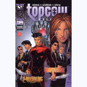 Top Cow Universe : n° 5, Universe 4, Witchblade (55,56)