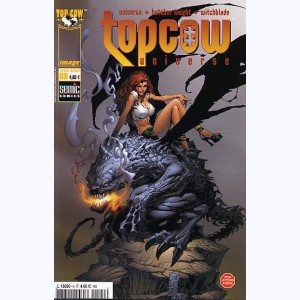 Top Cow Universe : n° 9, Universe, Witchblade, Butcher Knight