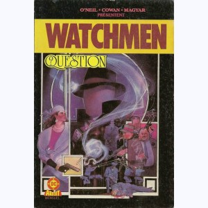 Watchmen : n° 2, Question : Le juge de la Terre