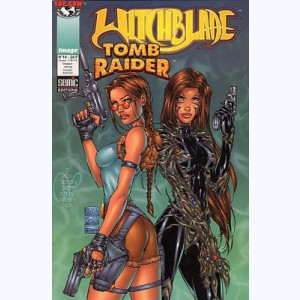 Witchblade : n° 14, Tomb Raider
