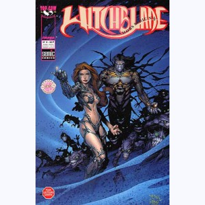 Witchblade Hors Série : n° 4, Witchblade /Darkness & opposite