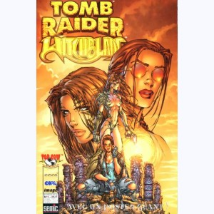 Witchblade Tomb Raider : n° 1
