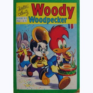 Woody Woodpecker (Album) : n° 5, Recueil 5 (13, 14, 15)