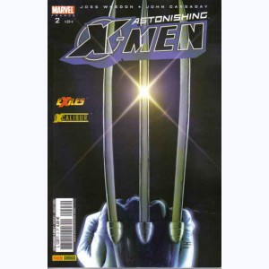 X-Men Astonishing : n° 2, L'épée sur l'enclume