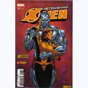 X-Men Astonishing : n° 6, Gagnez vos ailes