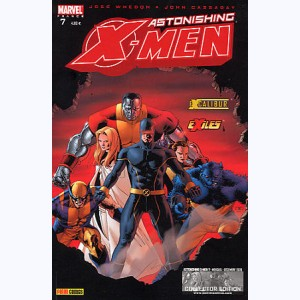 X-Men Astonishing : n° 7, Lune Noire