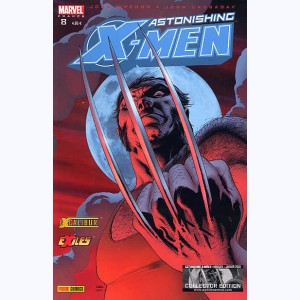 X-Men Astonishing : n° 8, La fièvre du samedi soir