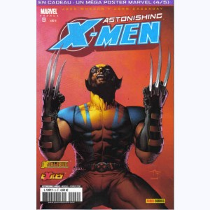 X-Men Astonishing : n° 9, Le grand M