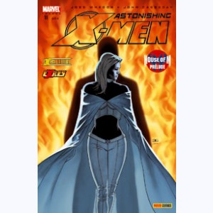 X-Men Astonishing : n° 11, Planète vivante