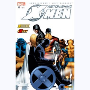 X-Men Astonishing : n° 12, Une âme de détective
