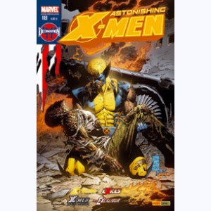 X-Men Astonishing : n° 18, Le big bang