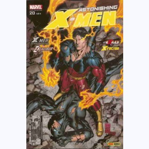 X-Men Astonishing : n° 20, Les briseurs de temps