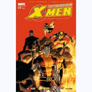 X-Men Astonishing : n° 22, Déchirée