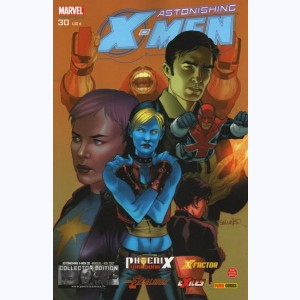 X-Men Astonishing : n° 30, Irréparable