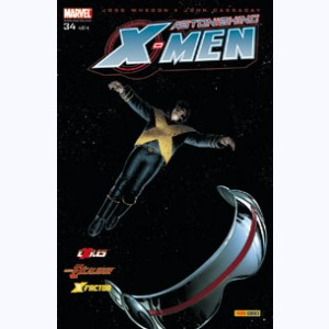 X-Men Astonishing : n° 34, Le jeu commence !