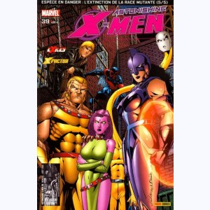 X-Men Astonishing : n° 39, Espèce en danger (5)