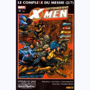 X-Men Astonishing : n° 41, Le complexe du messie (2/7)