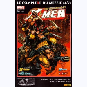 X-Men Astonishing : n° 42, Le complexe du messie (4/7)