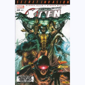 X-Men Astonishing : n° 49, Secret invasion