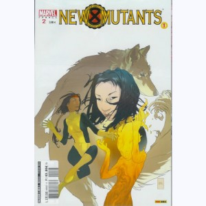 X-Men (Maximum) : n° 2, New mutants 1