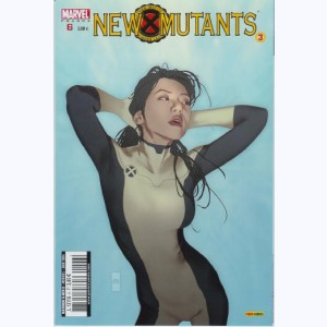 X-Men (Maximum) : n° 6, New Mutant 3