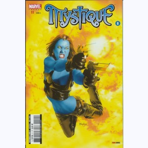 X-Men (Maximum) : n° 11, Mystique 6