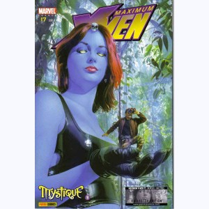 X-Men (Maximum) : n° 17, Mystique 9