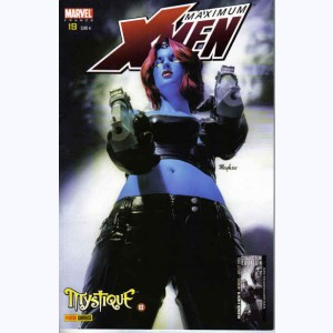 X-Men (Maximum) : n° 19, Mystique 10