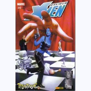 X-Men (Maximum) : n° 20, Mystique 11