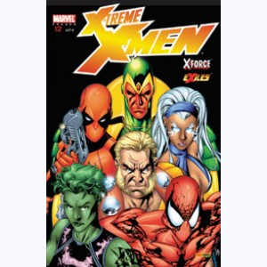 X-Men X-Treme : n° 12, Second front