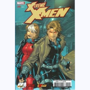 X-Men X-Treme : n° 29, Intifada
