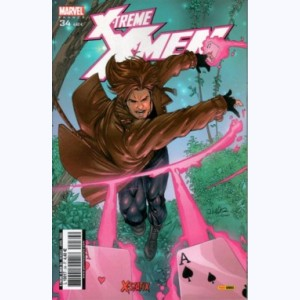 X-Men X-Treme : n° 34, Le remède (1)