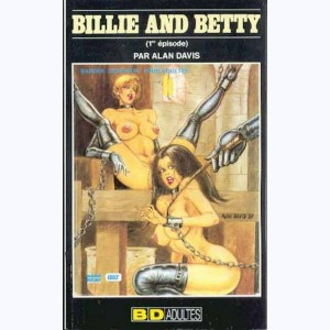 BD Adultes : n° 38, Billy and Betty (1)
