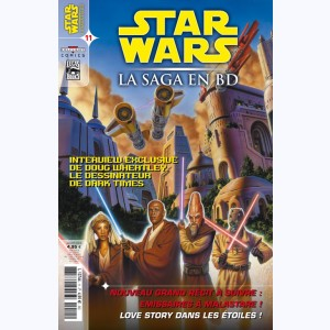 Star Wars - La Saga en BD : n° 11, Interview de Doug Wheatley