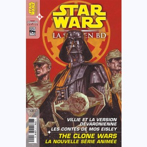 Star Wars - La Saga en BD : n° 15, The Clone Wars