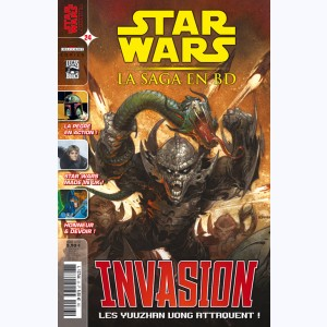 Star Wars - La Saga en BD : n° 24, Invasion
